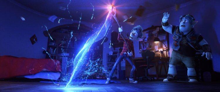 由「星爵」克里斯普瑞特與「小蜘蛛」湯姆霍蘭德雙主演的迪士尼皮克斯動畫電影《1/2 的魔法》將搶先在 2020 年與大家見面。