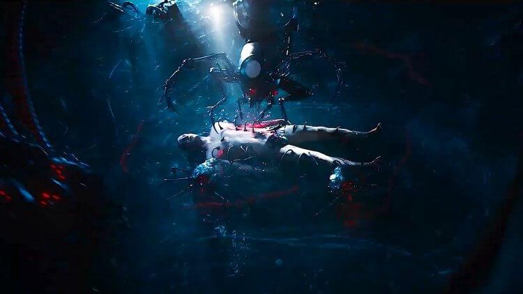 《駭客任務:復活》預告:圍繞著尼歐的機器