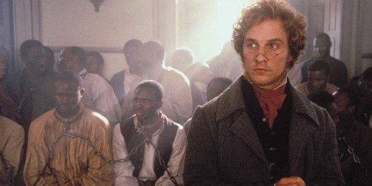 馬修麥康納《勇者無懼》劇照。