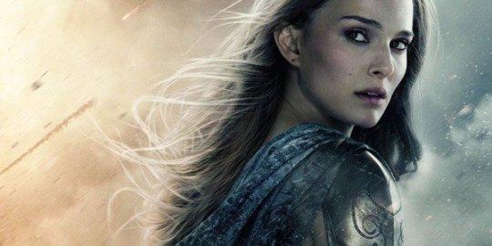 「女雷神」娜塔莉波曼 (Natalie Portman)