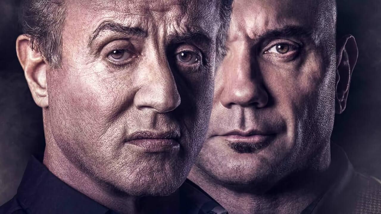 席維斯史特龍(Sylvester Stallone) 與巴帝斯塔 (Dave Bautista)主演鋼鐵墳墓2