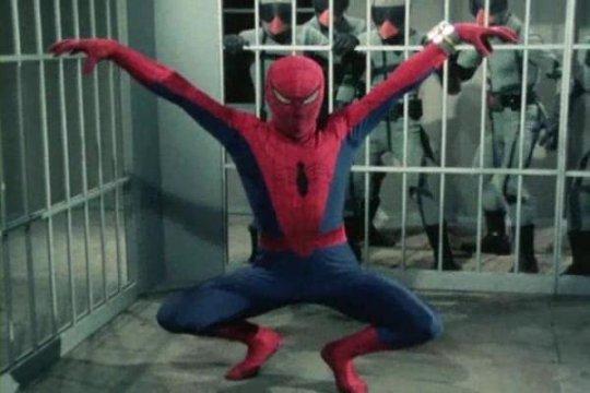 東映蜘蛛人擁有召喚機器人的能力