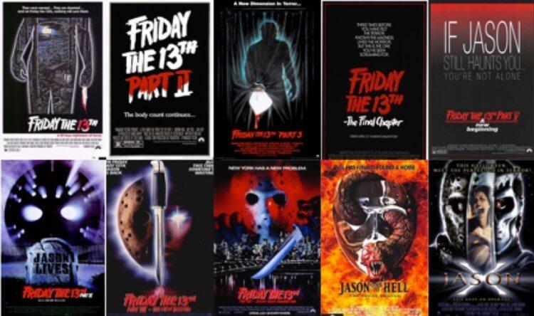 《13 號星期五》(Friday the 13th) 系列