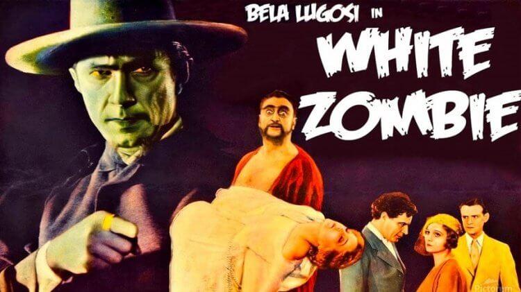 《蒼白殭屍》(White Zombie)