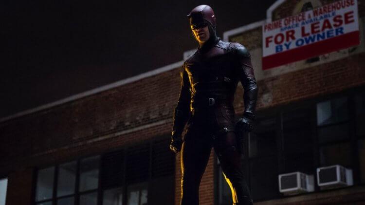 《漫威夜魔俠》(Marvel's Daredevil)。