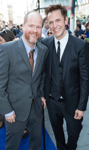喬斯溫登 (Joss Whedon) 和詹姆斯岡恩(James Gunn) 。
