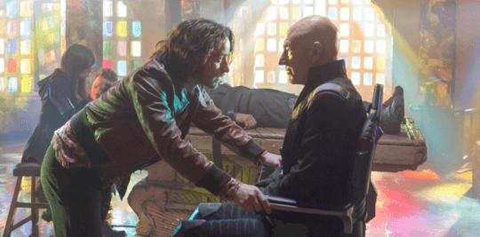 《X 戰警:未來昔日》(X-men: Days of Future Past) 劇照。