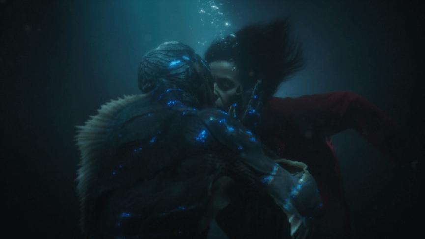《 水底情深 》 劇照 。