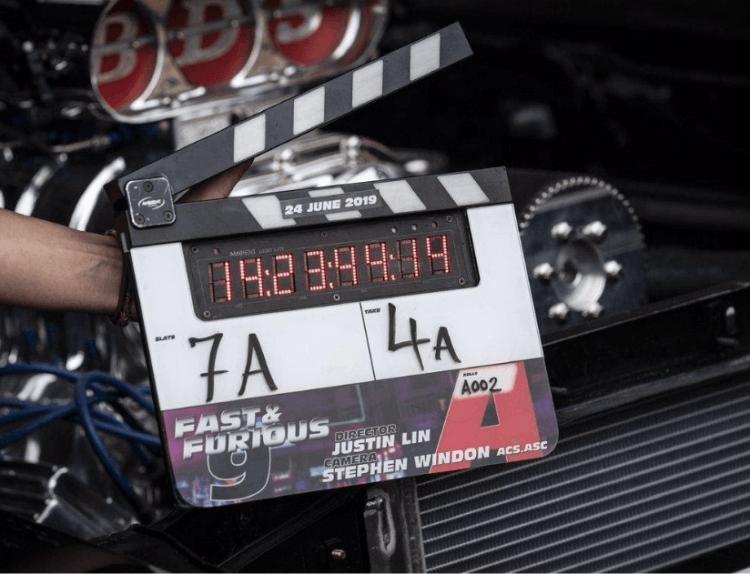 《玩命關頭 9》預計在2020年五月上映。