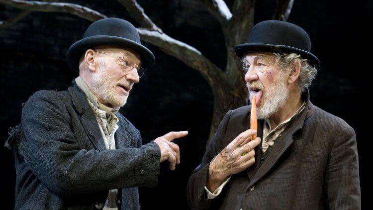 麥克連分享他與史都華的相似之處,直說「我們真的是一模一樣的演員。」