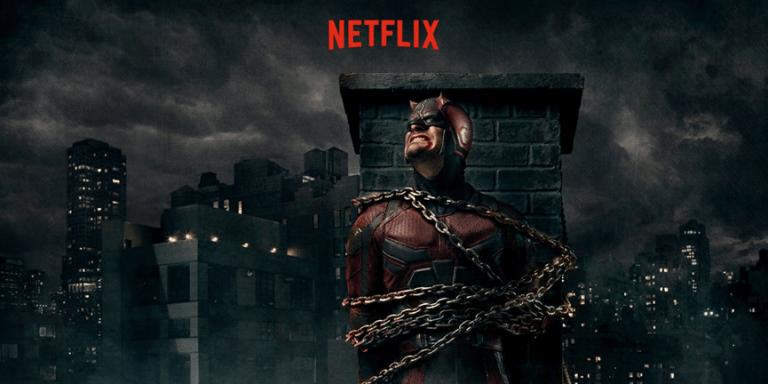 Netflix 影集版《漫威夜魔俠》(Netflix's Daredevil)