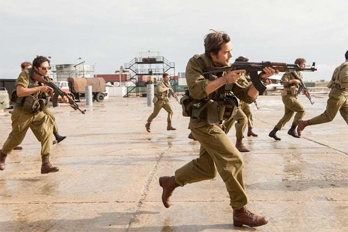 恩德培行動 以色列 出動軍方執行反劫機行動 劇照3
