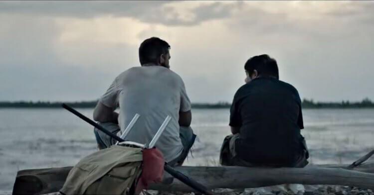 《花生醬獵鷹的願望》主角由 查克格薩根 (Zack Gottsagen)飾演,動人演出吸引到得獎製片的注意。