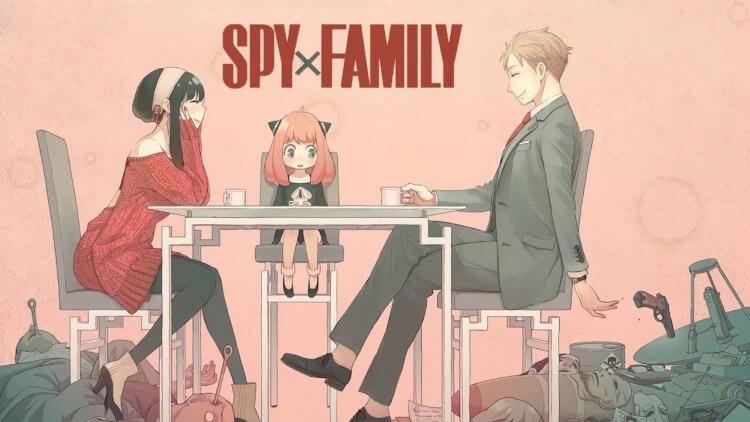不動畫化才奇怪!間諜 x 殺手 x 超能力者的《SPY×FAMILY 間諜家家酒》絕對是下一部熱門大作首圖