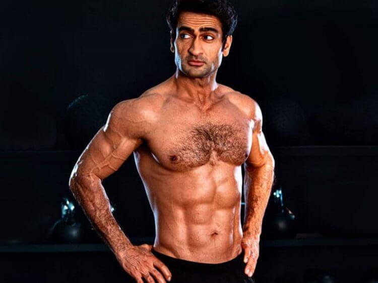 印度演員庫梅爾南賈尼。