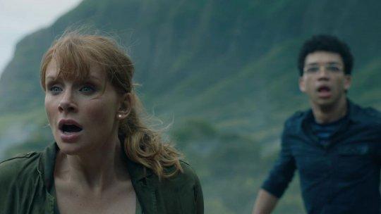 《侏羅紀世界:殞落國度》(Jurassic World: Fallen Kingdom)