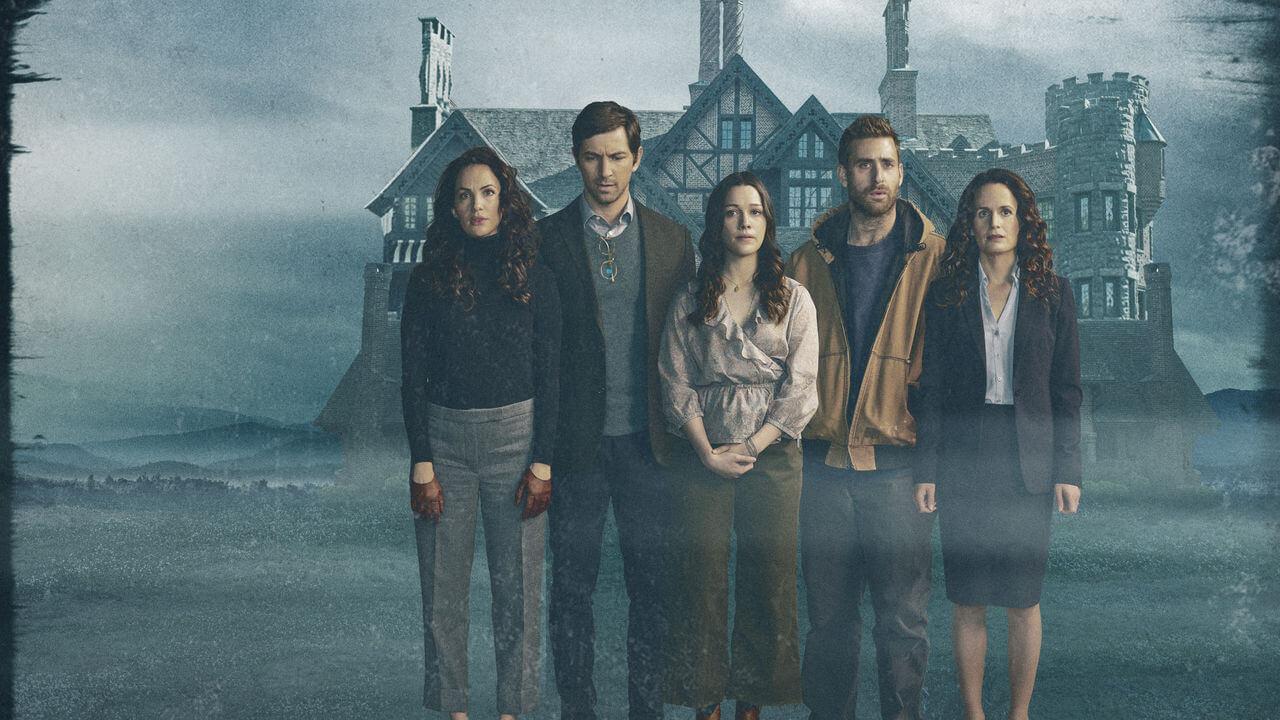 全新的鬼屋故事!恐怖神劇《鬼入侵》第二季 2020 年登場  改編自經典著作《豪門幽魂》首圖