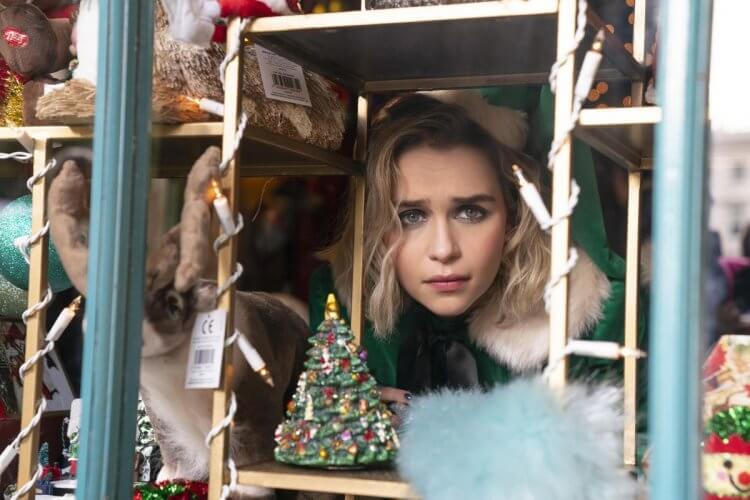 《去年聖誕節》由著名影集《權力的遊戲》「龍后」艾蜜莉亞克拉克擔綱主角凱特。