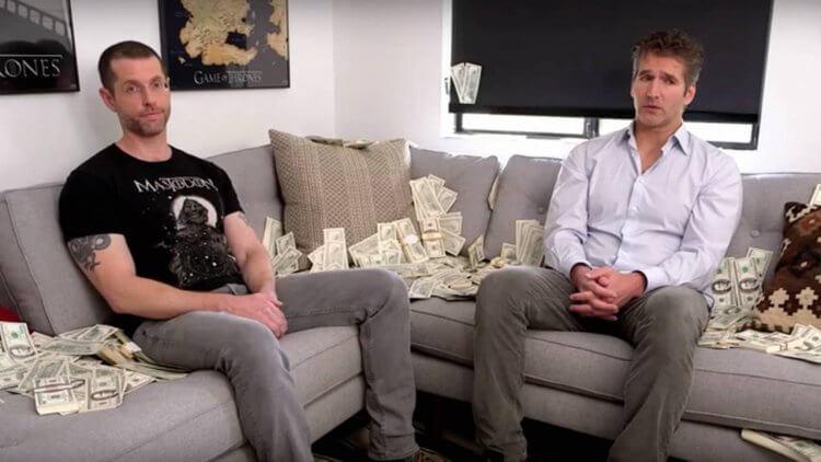 2 億美金你會買什麼?Netflix 重金簽下《冰與火之歌:權力遊戲》主創搭檔,獨佔更多影視新作首圖