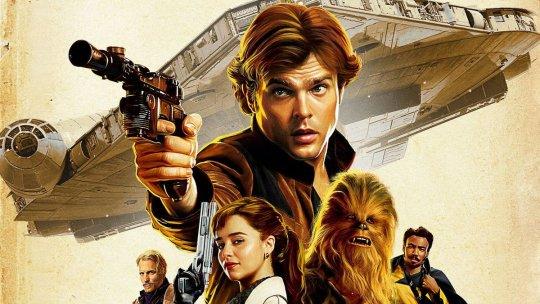 《星際大戰外傳:韓索羅》(Solo: A Star Wars Story) 劇照。