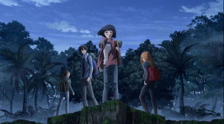 田村由美的經典少女漫畫《幻海奇情》(7seeds) 將在 Netflix 平台推出動畫。
