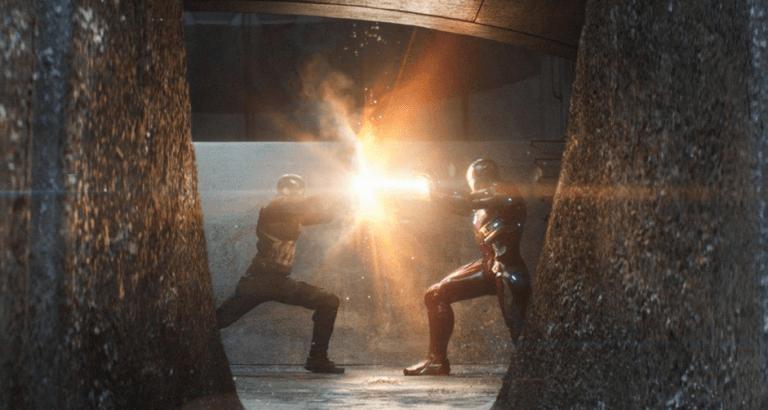 《美國隊長 3:英雄內戰》劇照