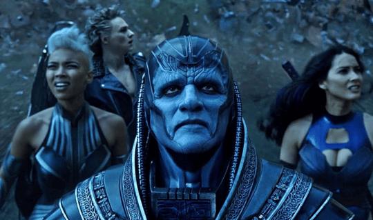 《X 戰警:天啟》(X-Men: Apocalypse) 劇照。