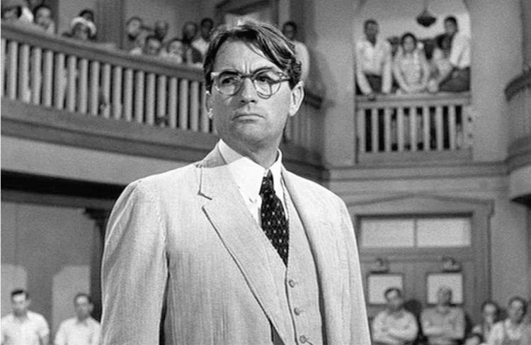 《天魔》男星葛雷哥萊畢克 (Gregory Peck) 曾以《梅岡城故事》贏得奧斯卡最佳男主角獎。