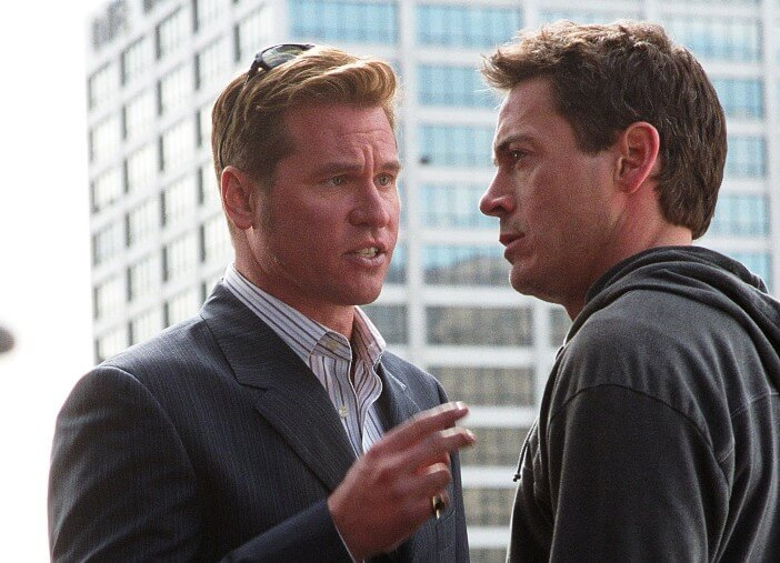Val kilmer reveals how his two