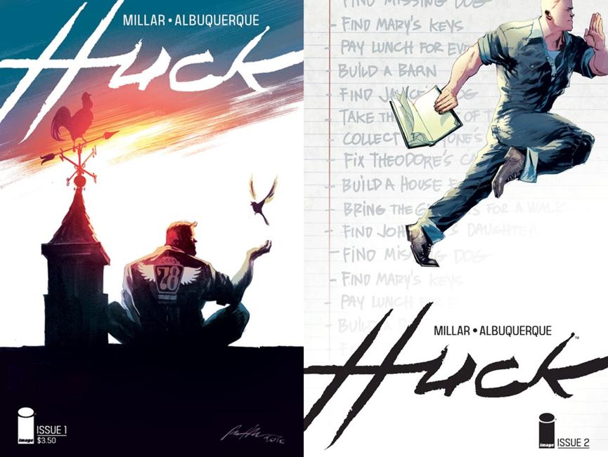 馬克米勒 作品 《 哈克 》。