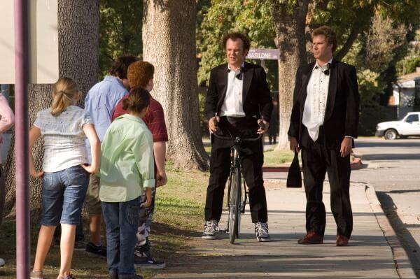 經典喜劇電影《爛兄爛弟》劇照。