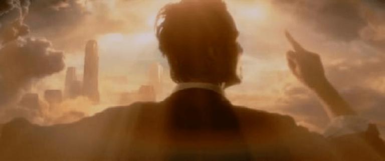 《驅魔神探:康斯坦汀》劇照。