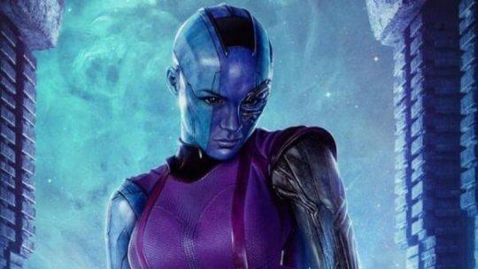 《星際異攻隊》(Guardians of the Galaxy) 系列「涅布拉」(Nebula)