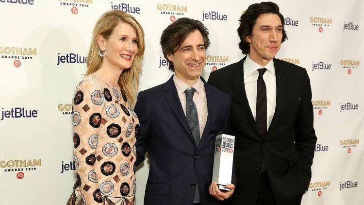 《婚姻故事》(Marriage Story) 抱回美國哥譚獨立電影獎 (Gotham Film Awards) 最佳影片、劇本、男主角以及觀眾票選獎等四項大獎
