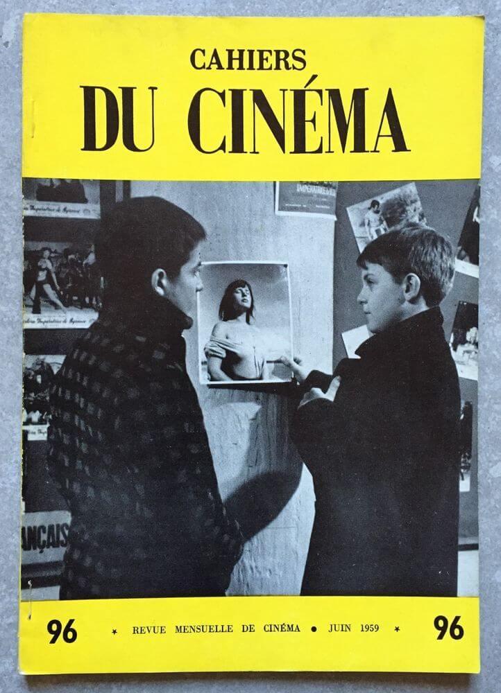 1951 年由巴贊等人創立《電影筆記》。