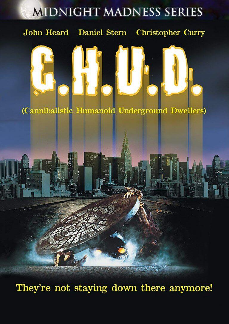 從喬登皮爾《我們》的蛛絲馬跡,不難發現他對恐怖電影的了解與致敬,圖為 1984 年電影《C.H.U.D.》。