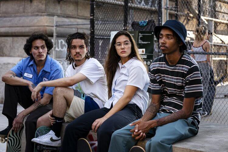 電影《#滑板少女》改編的全新影集《滑板少女日記》將獨家於 HBO 頻道與美同步播出。