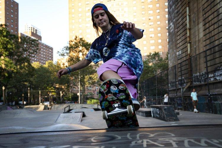 改編自電影《#滑板少女》的影集《滑板少女日記》將於 HBO 頻道播出。
