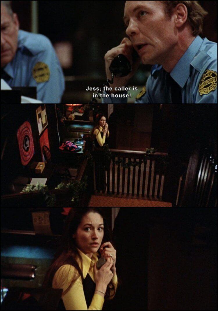 《女生驚魂記》發想自都市傳說「閣樓的電話」。