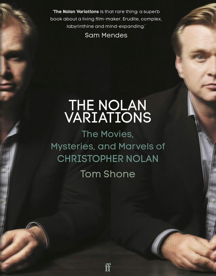 湯姆肖恩的新書《The Nolan Variation》出版。
