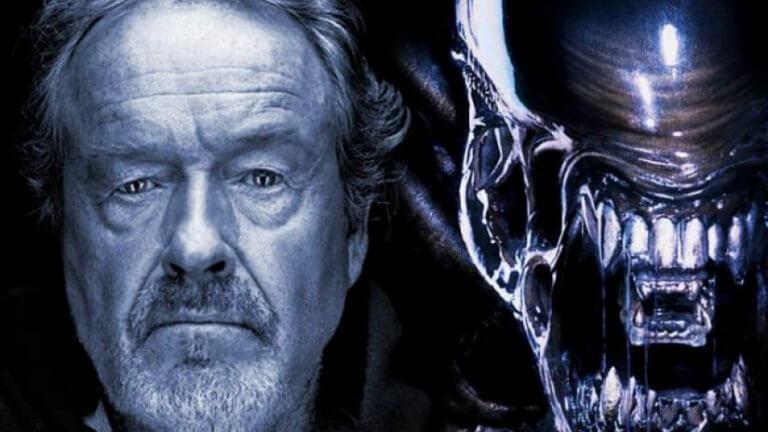 雷利史考特 (Ridley Scott) 的《異形》將再度回歸原始的黑暗。