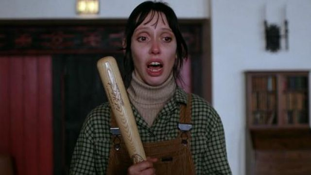 《鬼店》為戲崩潰的雪莉杜瓦。