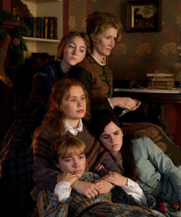 《淑女鳥》導演葛莉塔潔薇新作《她們》,由瑟夏羅南、艾瑪華森、佛洛倫斯佩治以及梅莉史翠普等人主演。