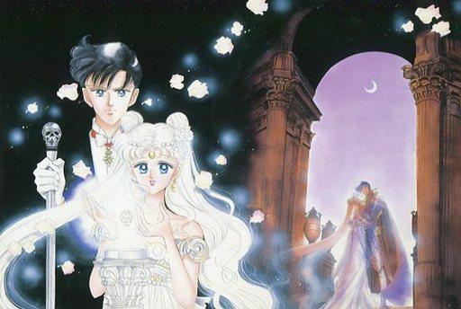 改編成動畫甚至舞台劇、真人影集的《美少女戰士》原作版漫畫由武內直子繪製創作。