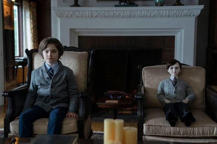 《託陰2:布拉姆回來了》邪惡陶瓷娃娃「布拉姆」嚇壞恐怖片導演