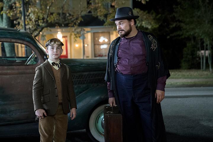 《 滴答屋 》全美首週票房冠軍的魔幻冒險。