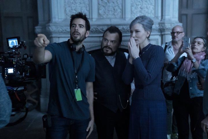凱特布蘭琪 因導演 : 艾利羅斯 而加入《 滴答屋 》。