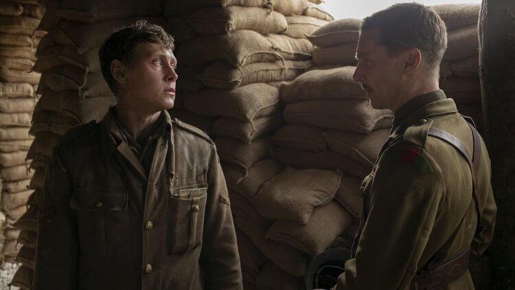 金球獎雙冠王&奧斯卡 10 項入圍《1917》一鏡到底,身如其境的寫實戰爭電影 1/30 台灣上映首圖