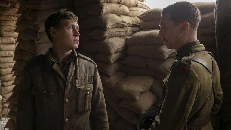 金球獎雙冠王&奧斯卡 10 項入圍《1917》一鏡到底,身如其境的寫實戰爭電影 1/30 台灣上映