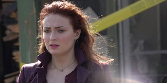 《X 戰警:黑鳳凰》(X-Men : Dark Phoenix) 劇照。